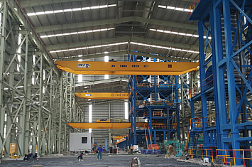 Cầu trục 50 tấn x Lk 27 m, Đắk Nông, Bình Phước
