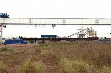 Cổng trục 100 tấn x Lk 48m, VIDIFI, Hải Phòng